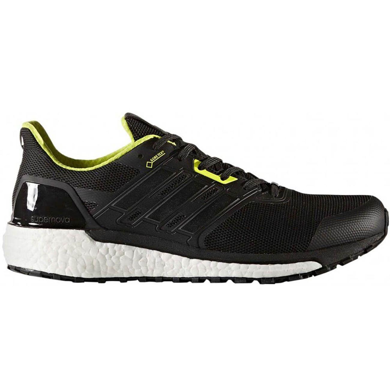 De Course Pied Homme Neutral Gtx À Supernova Adidas Black Chaussure XPkwO08n