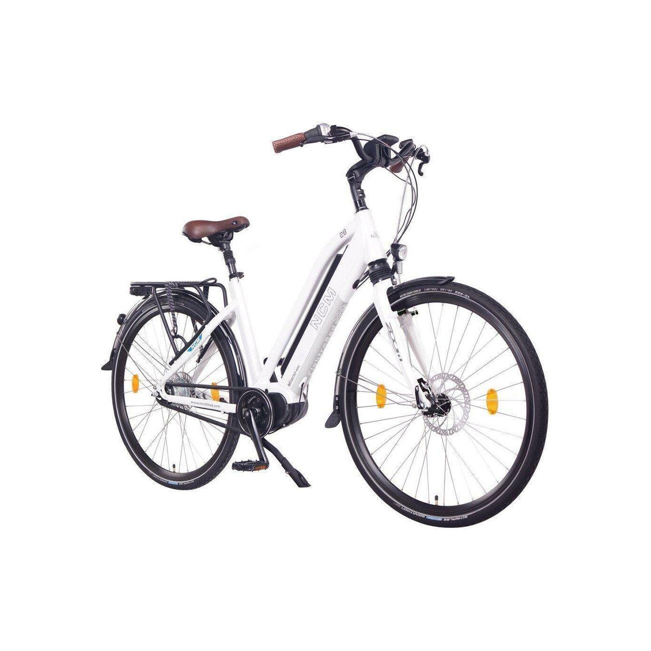 NCM NCM Bikes Milano Plus Blanc - 26
