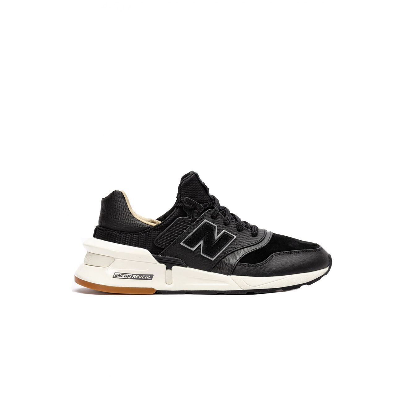 homme NEW BALANCE Sneakers chausson cuir MS997RB - New balance - Homme