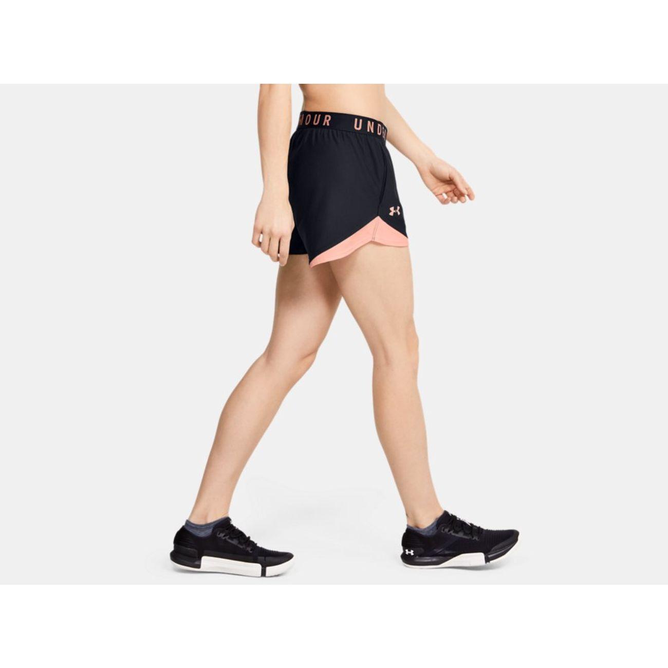 Fitness femme UNDER ARMOUR Short femme Under Armour Play Up 3.0