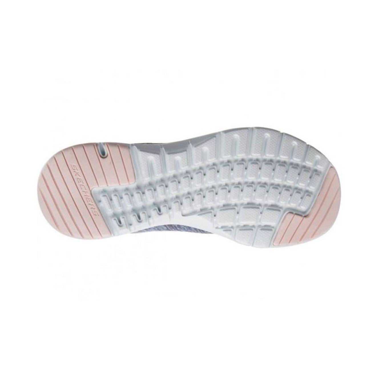 Rose Femme 3 Padel Adulte Gris 0 Sltp Skechers Flex Appeal YD29IEWH
