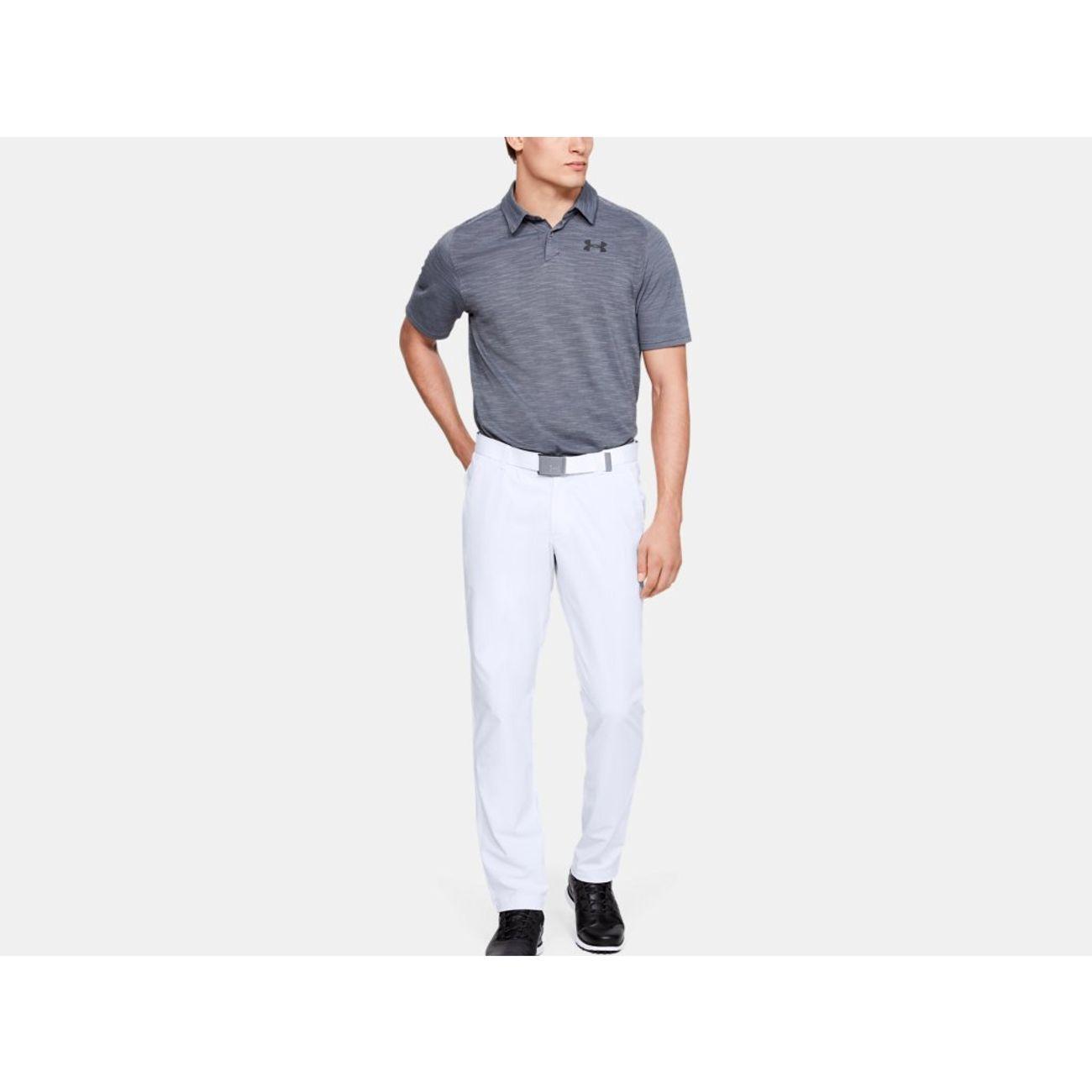 Golf homme UNDER ARMOUR Pantalon Under Armour Microthread Tapered