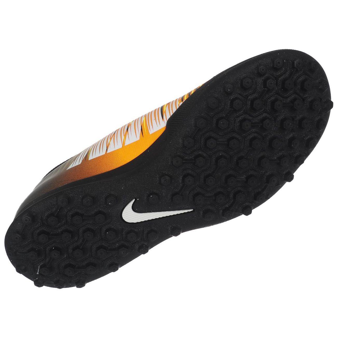 Football enfant NIKE Nike Mercurial Vortex Iii Tf orange, chaussures de football enfant