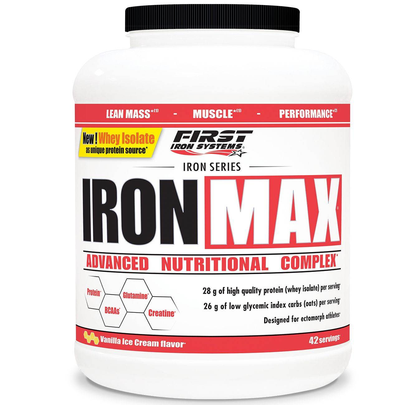 FIRST IRON SYSTEMS IRON MAX