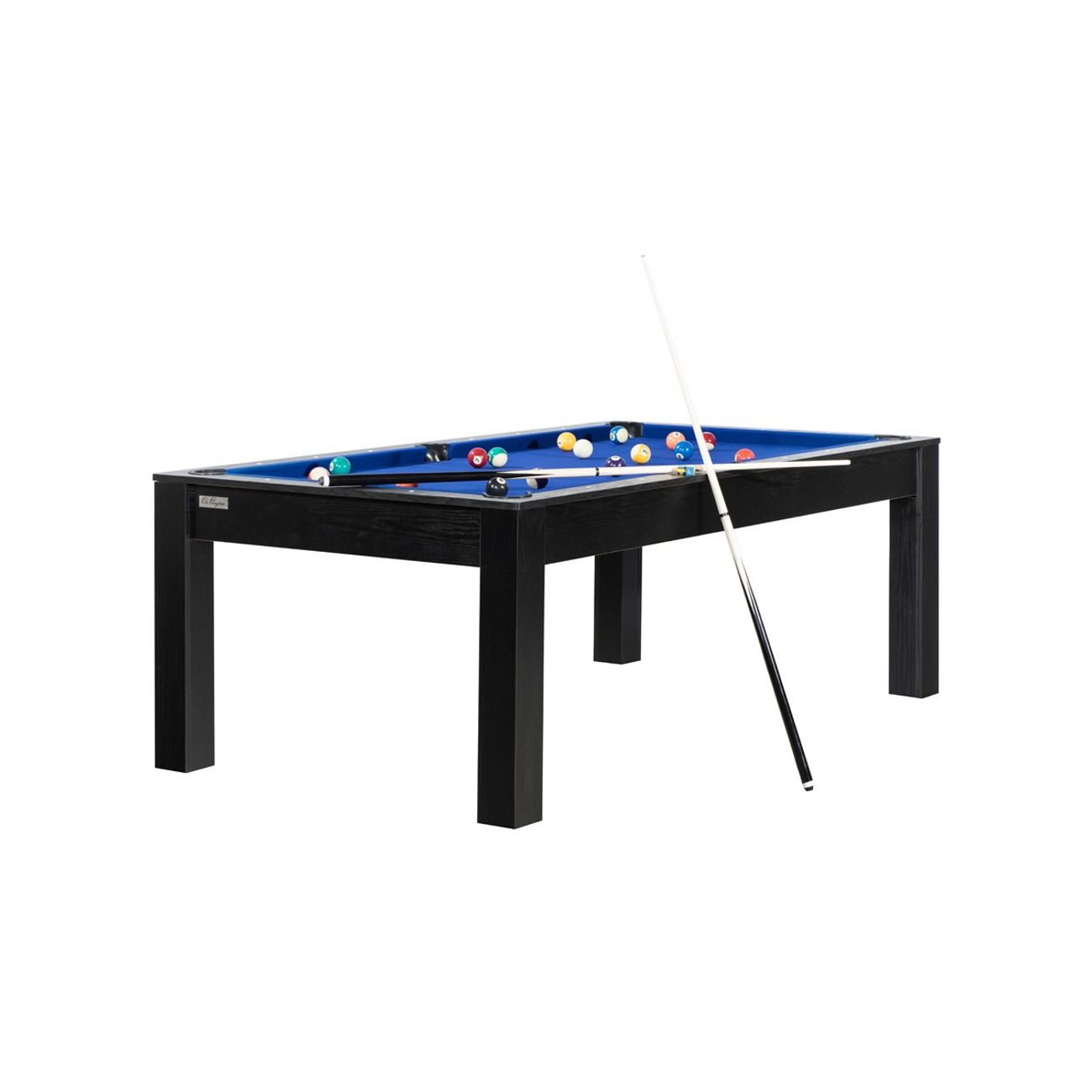 billard brooklyn convertible en table manger achat et. Black Bedroom Furniture Sets. Home Design Ideas