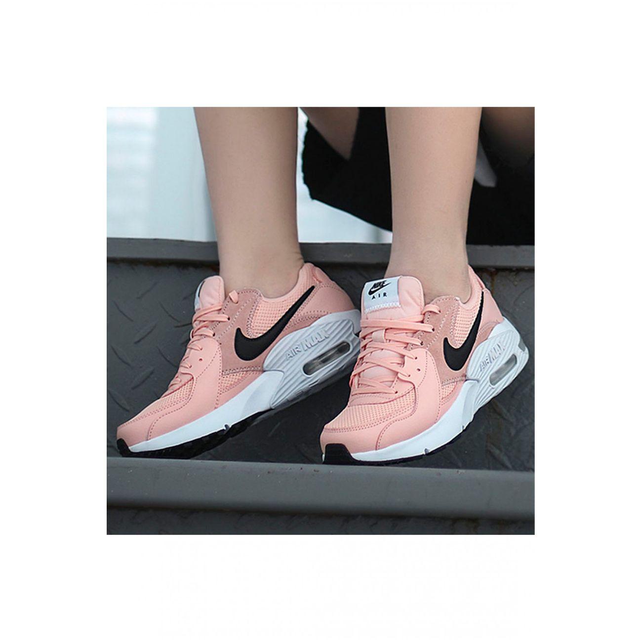 Baskets basses cuir AIR MAX EXCEE - Nike - Femme – achat pas cher ...
