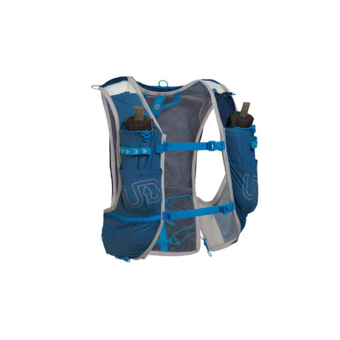 Padel  ULTIMATE DIRECTION GILET HYDRATATION MOUNTAIN 5.0 BLEU