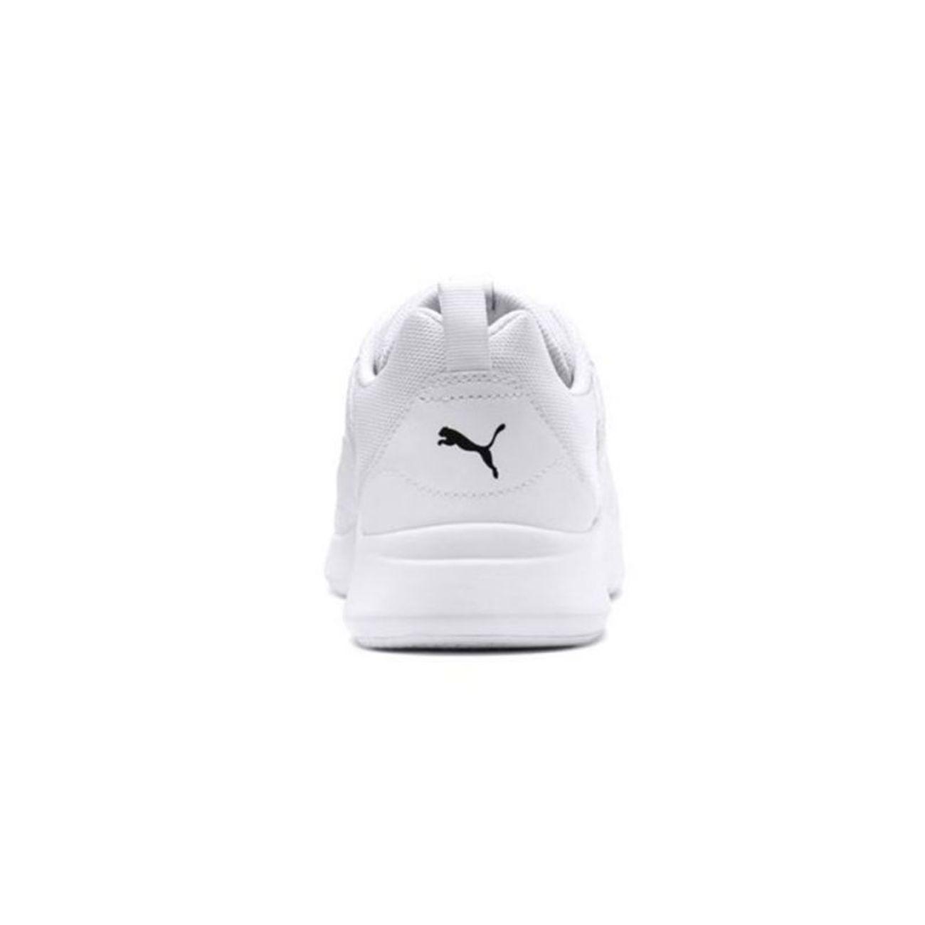 artisanat exquis Chaussures de skate conception de la variété Padel adulte PUMA PUMA WIRED BLANC 366970 02