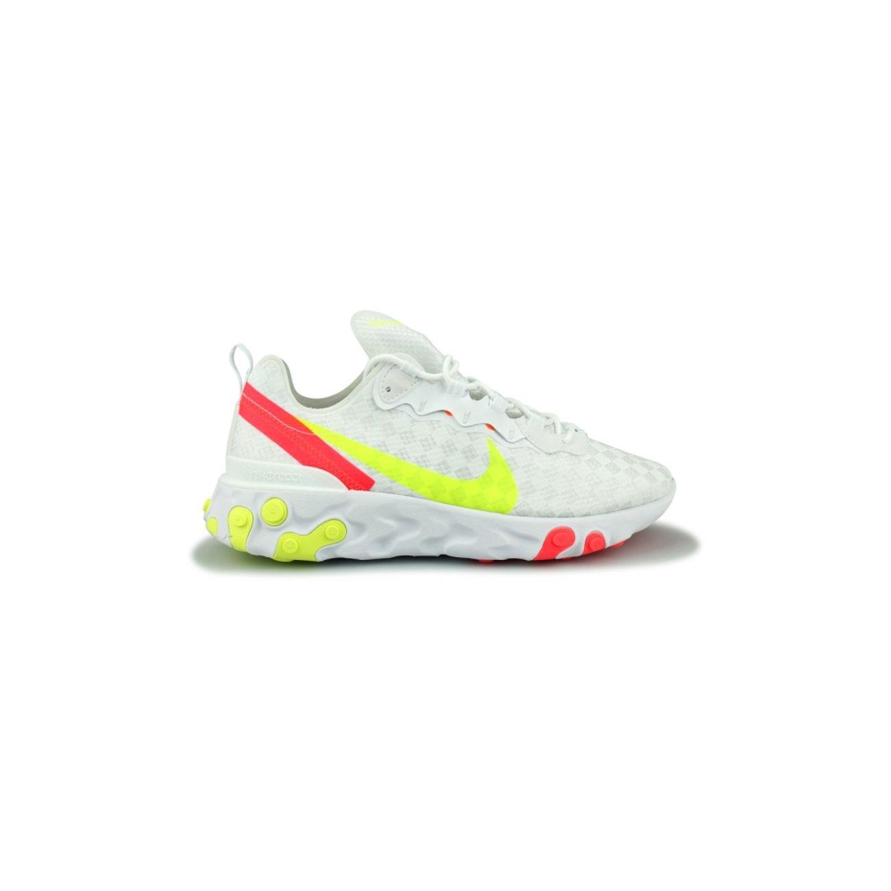 Nike React – Achat CherGo Cj0782 Prix Pas Sport Element 100 Blanc Et Basket 55 NO0nvwm8