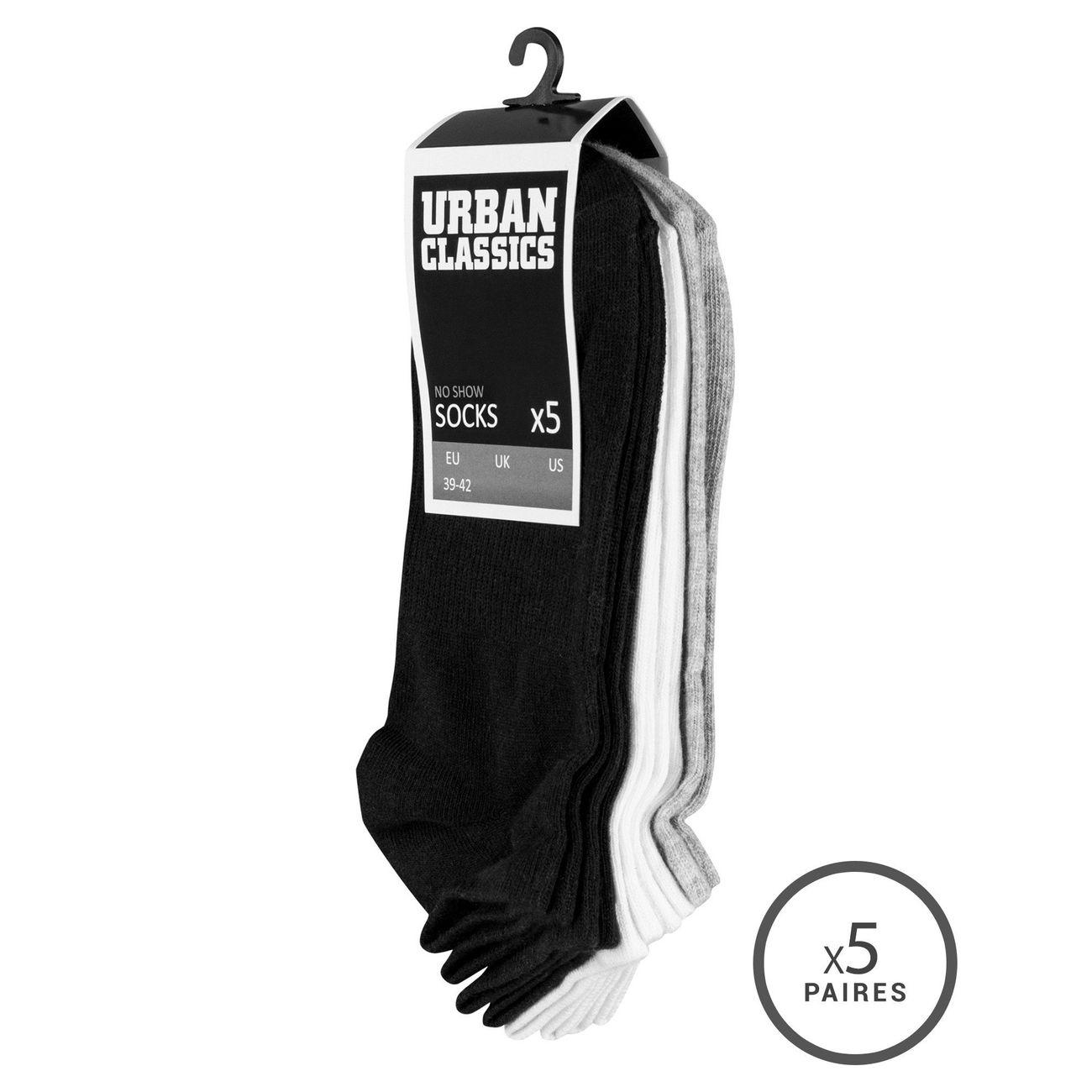 Urban Classics Socquettes Homme