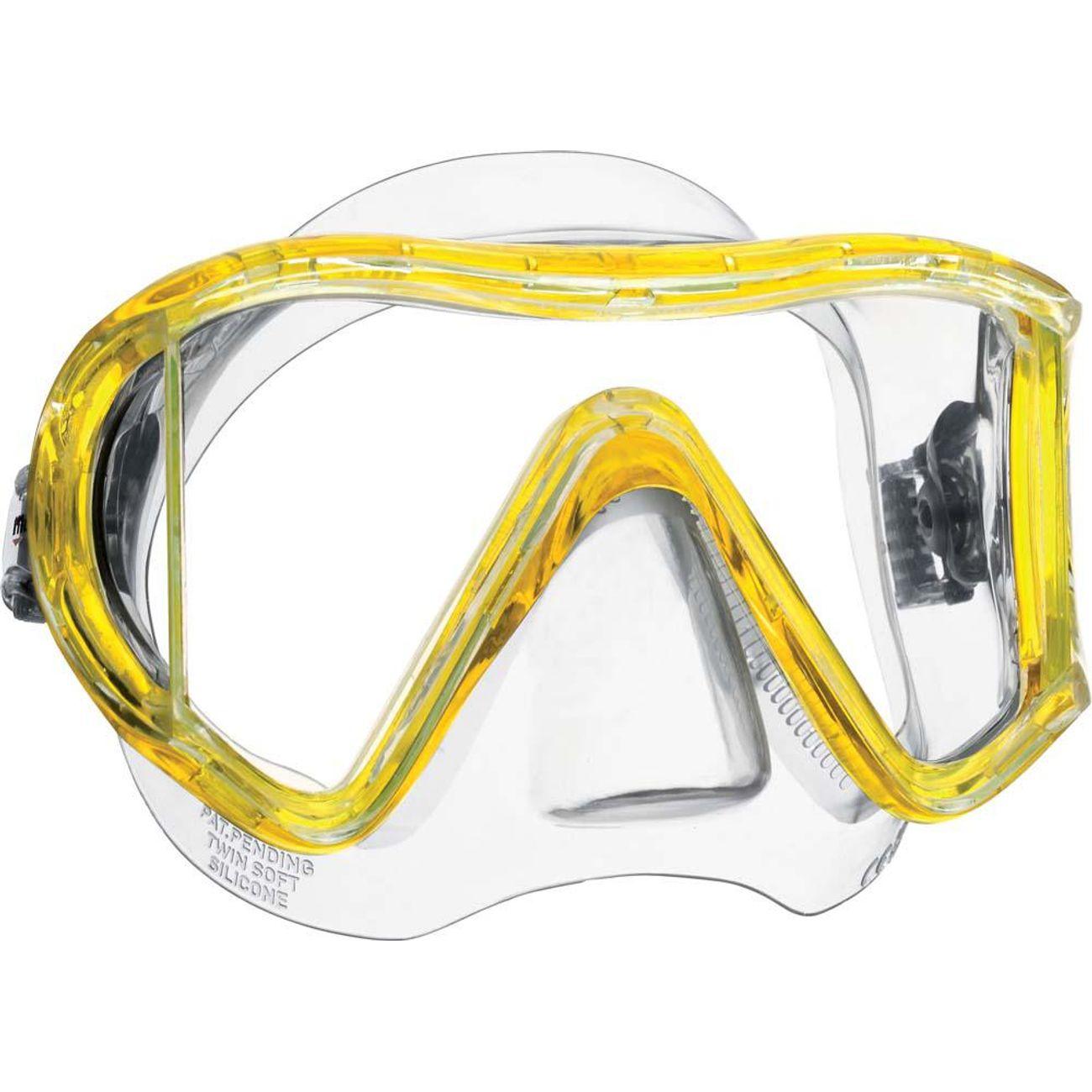 Plongée  MARES Mares I3 Yellow