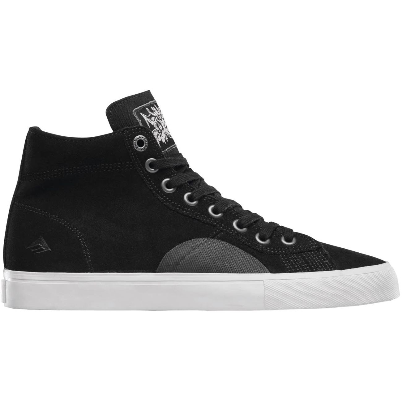 Us11 Eu12 Homme 46 Indicator Black Multisport High Emerica Funeral X Uk WDIEH29Y