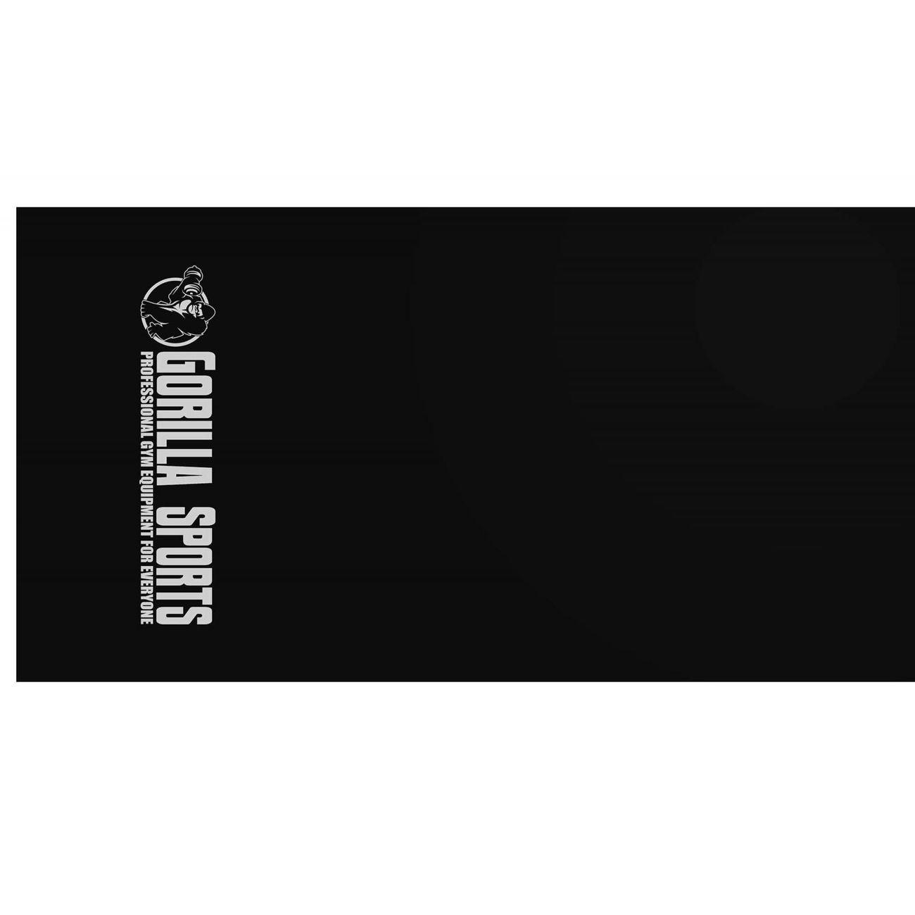 Fitness  GORILLA Gorilla Sports - Bandes de fitness - 2 longueurs : 120 ou 200 cm - 5 couleurs - Epaisseurs de 0.25 cm à 0.65 cm