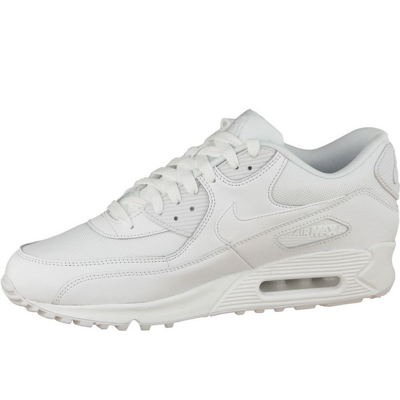 huge discount c5b2e ec96f ... Mode- Lifestyle homme NIKE Nike Air Max 90 Essential 537384-111 H Baskets  Blanc ...