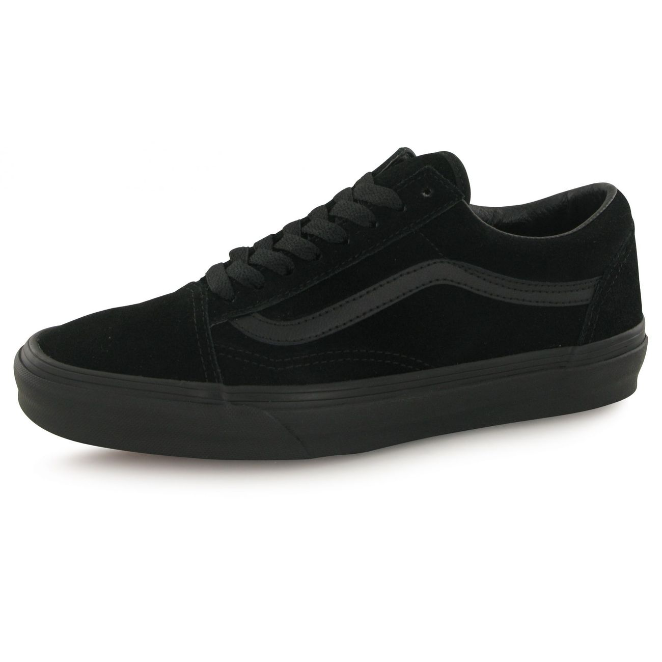 Vans Old Skool noir, baskets mode homme </p>