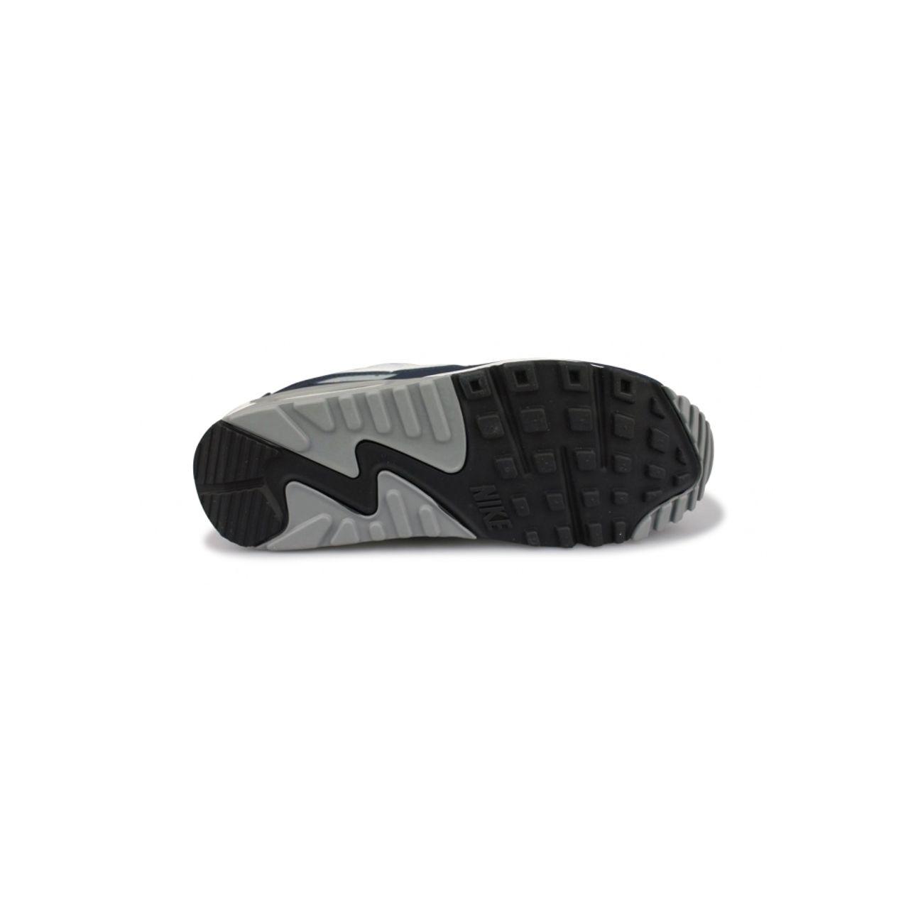 homme NIKE Basket Nike Air Max 90 Blanc Ct4352-100