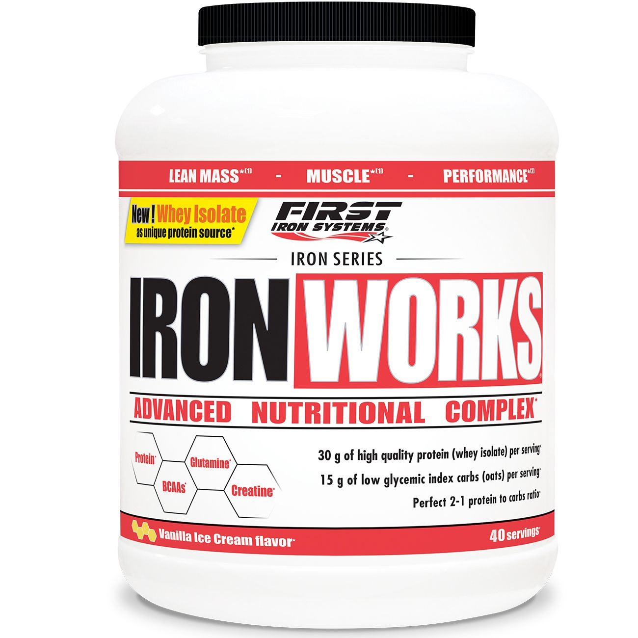 FIRST IRON SYSTEMS IRON WORKS