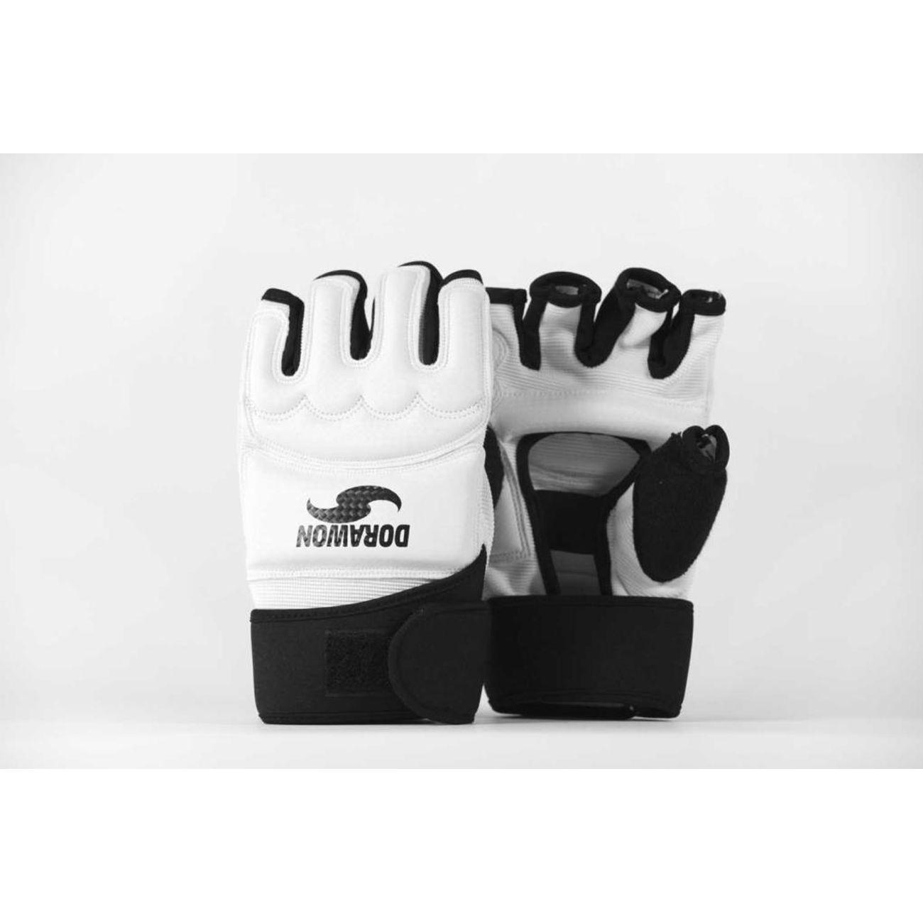 Taekwondo  Dorawon DORAWON, Mitaines de taekwondo SEOUL blanc