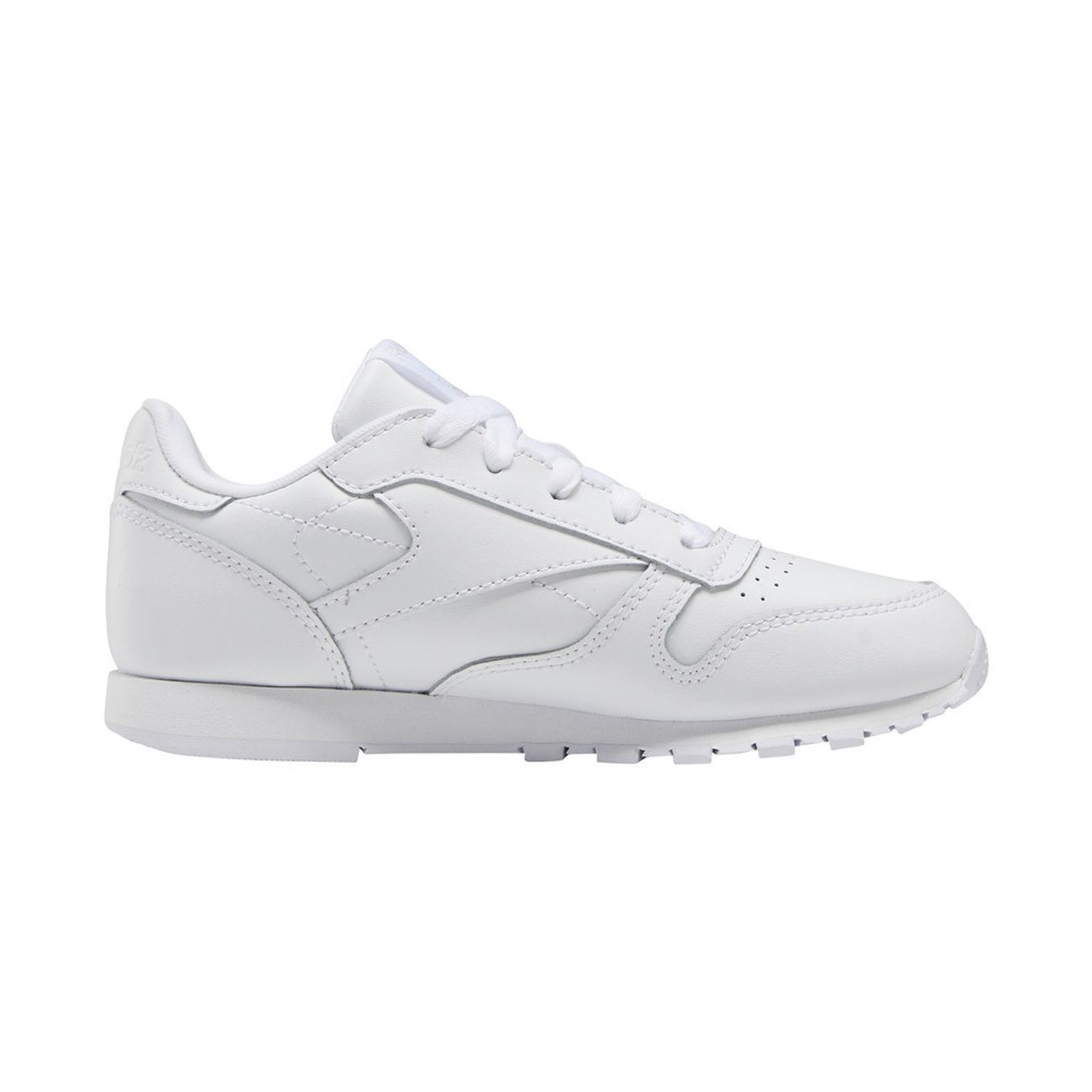 Mode- Lifestyle enfant REEBOK REEBOK, Classic leather, Blanc/blanc/blanc