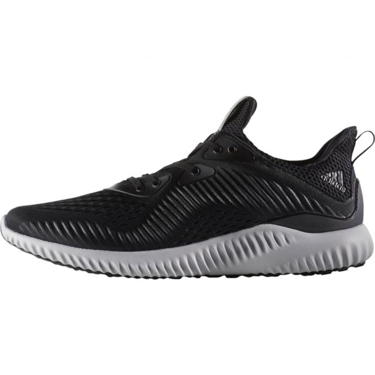 dc2a1311981d running homme ADIDAS Adidas - Alphabounce Em Hommes chaussure de course  (noir blanc) ...