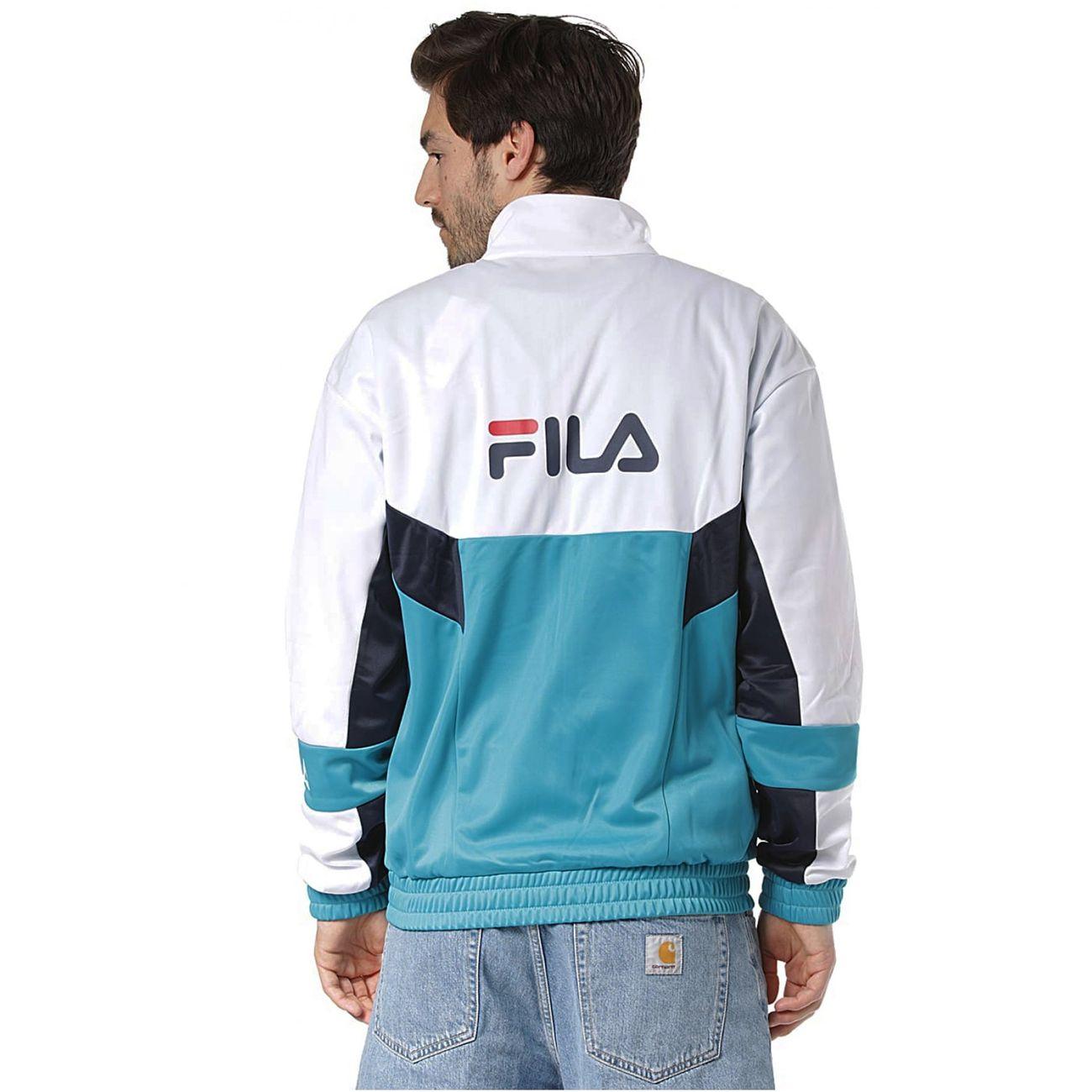 Mode- Lifestyle homme FILA Veste de survêtement Fila Talen Track Jacket 687031A071