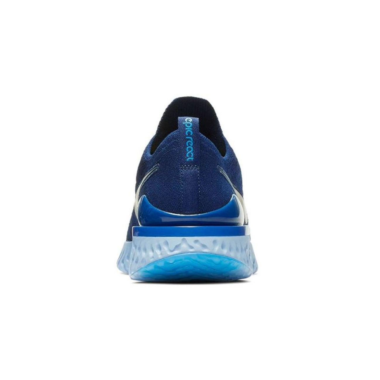Adulte Nibq8928 Epic 2 React Flyknit Padel Nike Bleues 400 XZOPkiu