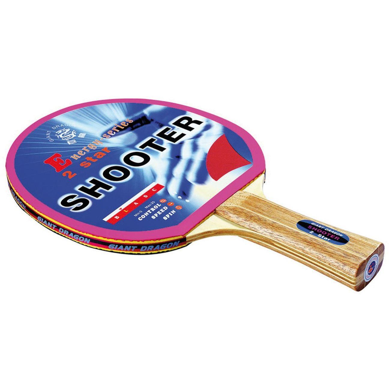 Tennis de table  Sporti France Raquette de ping-pong Shooter Sportifrance