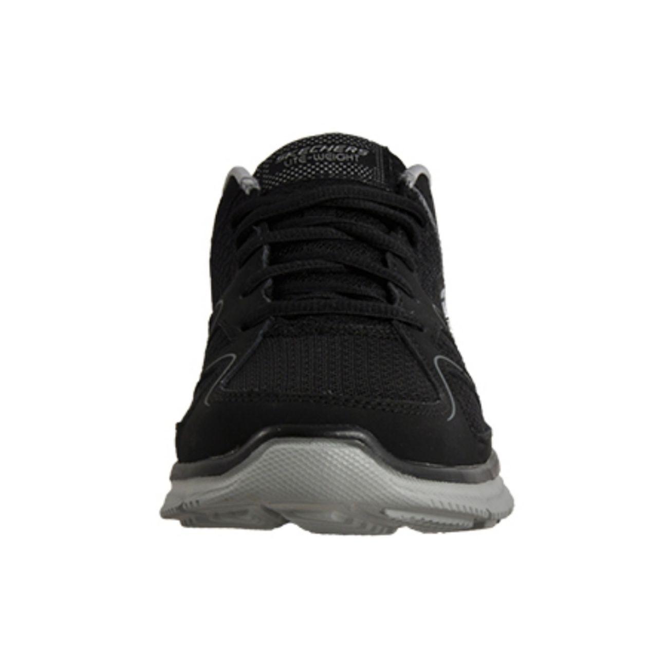 running homme SKECHERS Skechers Flash Point Memory Foam Hommes Chaussures De Running Baskets Sportives