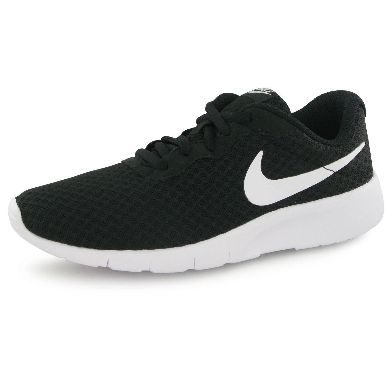 Nike Tanjun noir, baskets mode enfant – achat pas cher GO