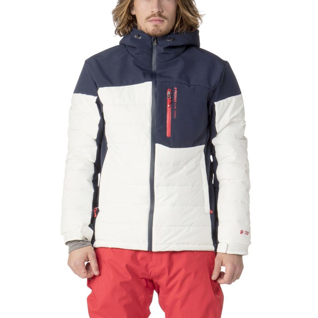 e7c3e0e64b40f Ski homme PROTEST Parka ou manteau de Ski Protest Mount 18 Snowjacket ...
