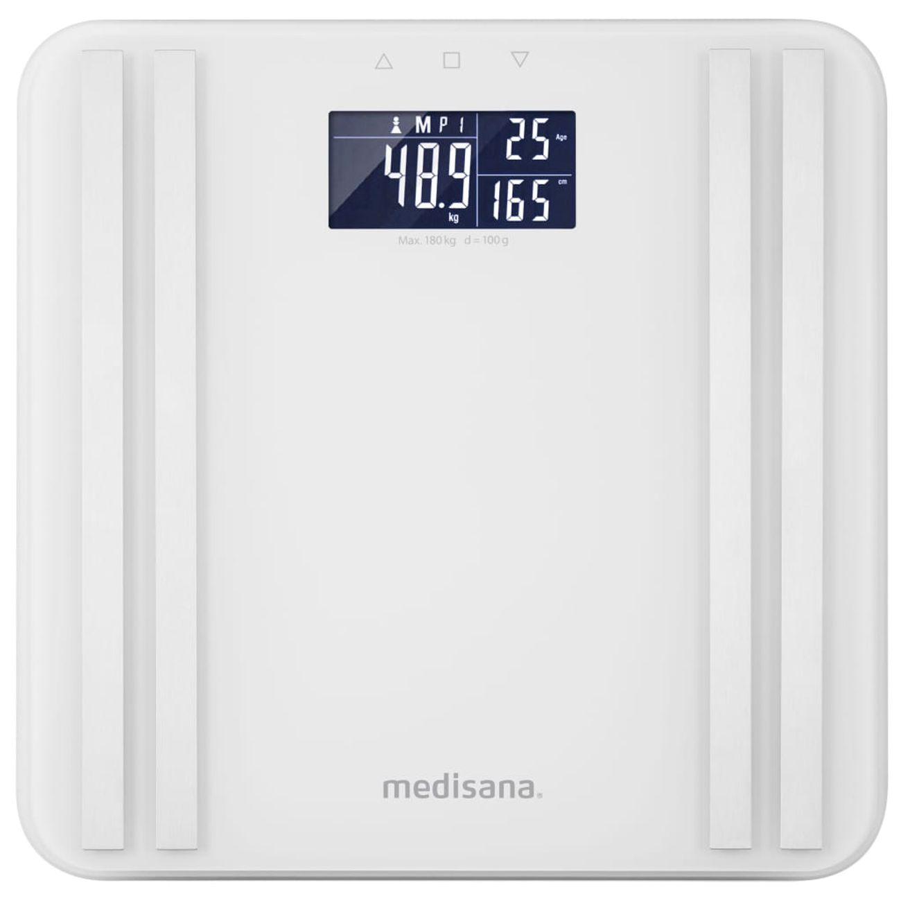 MEDISANA Medisana Pèse-personne BS 465 Blanc