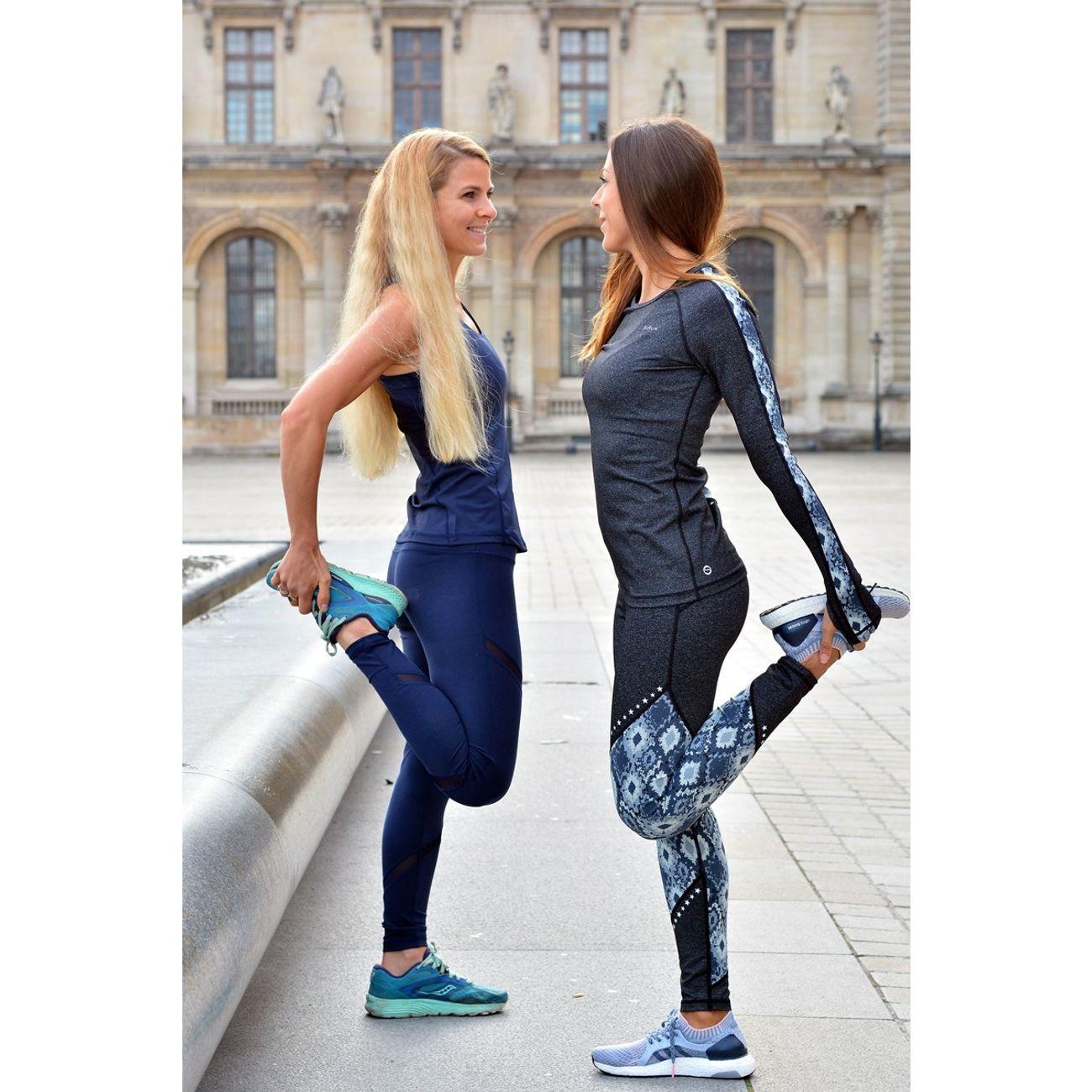 Fitness femme SIRUN Legging femme sport Camille