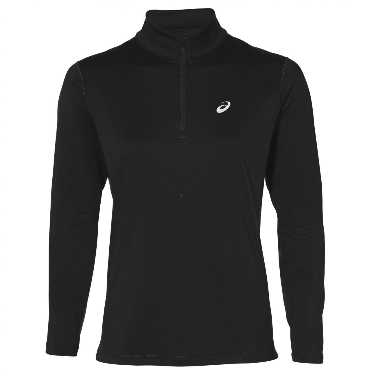 Sweat 12 zip femme Asics Silver – achat et prix pas cher