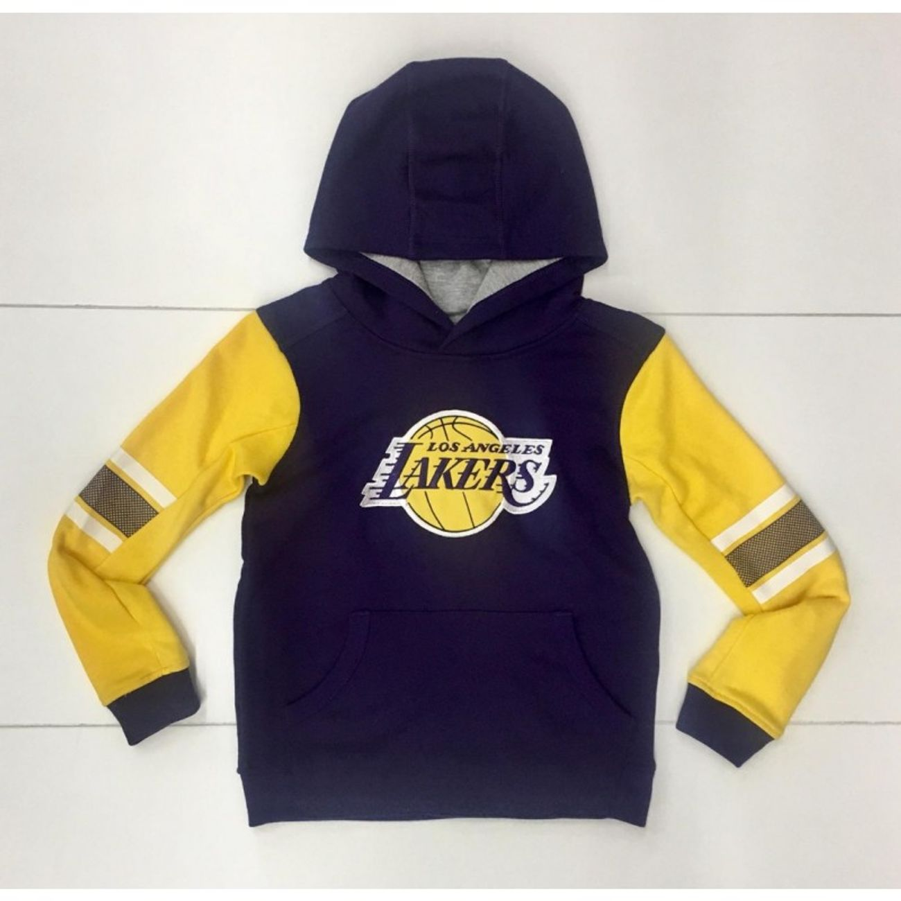 sweat-a-capuche-nba-los-angeles-lakers-block-action-violet-pour -enfant-taille---xl-165-175cm 1 v2.jpeg ab76ba5a9b9