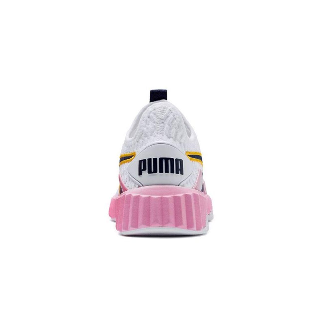 Adulte Femme Defy Blanc Puma Padel 19094915 Rose m8n0ONvw