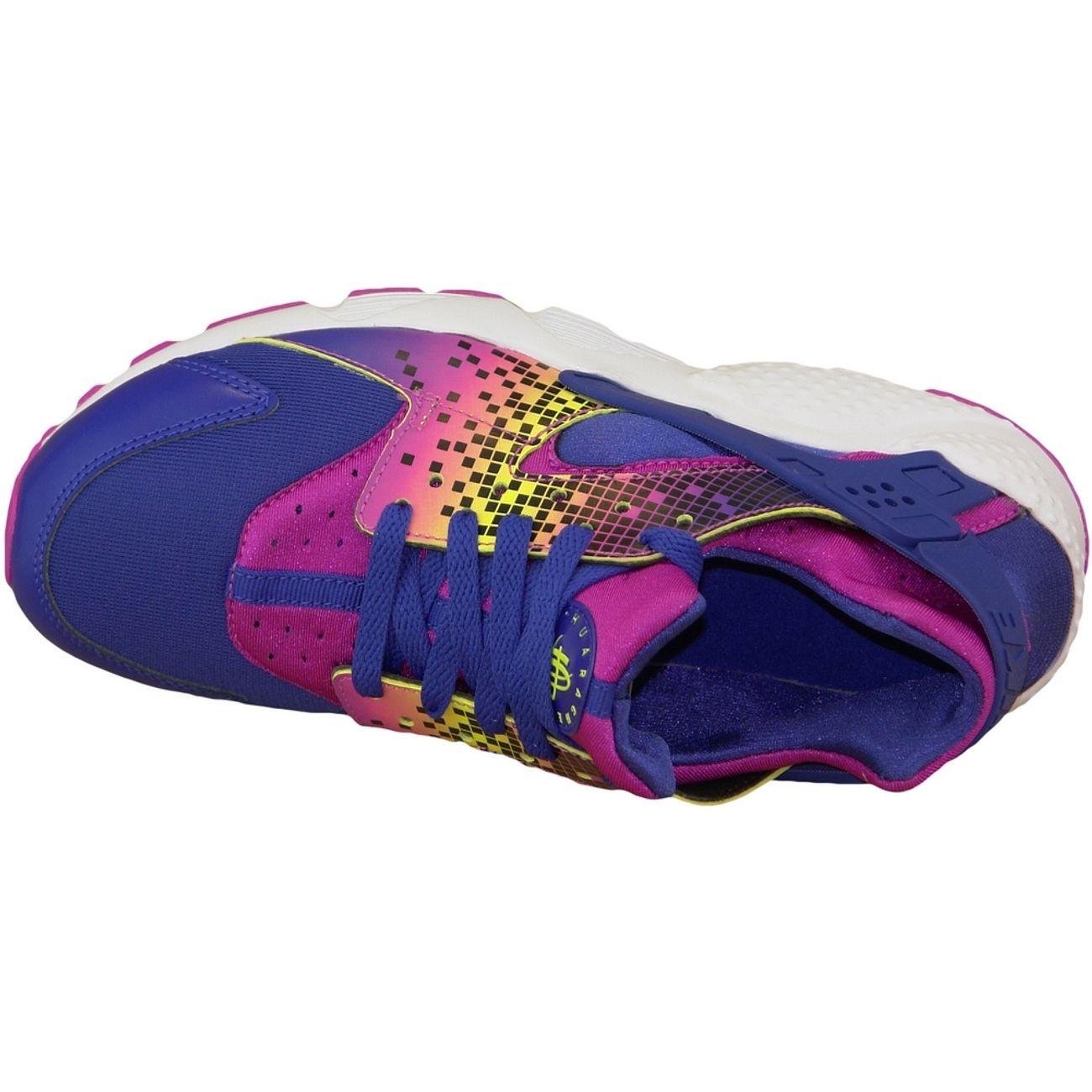 Mode- Lifestyle enfant NIKE Nike Huarache Run Print Gs  704946-500