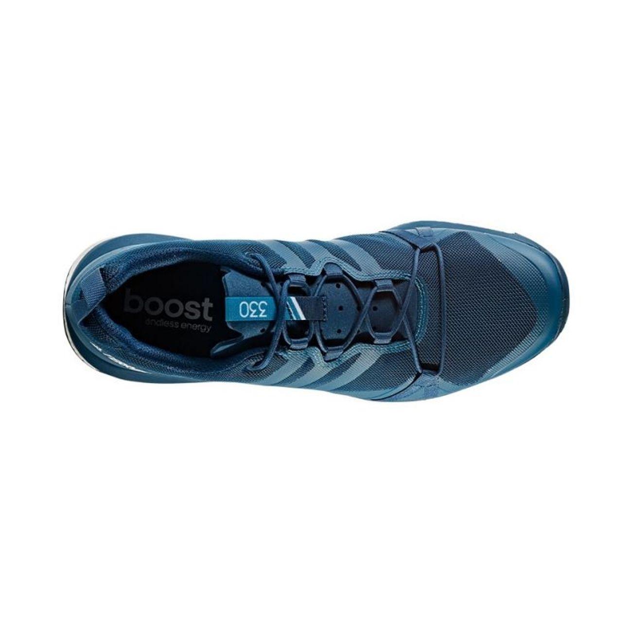 Alpinisme homme ADIDAS Chaussures adidas Terrex Agravic bleu blanc