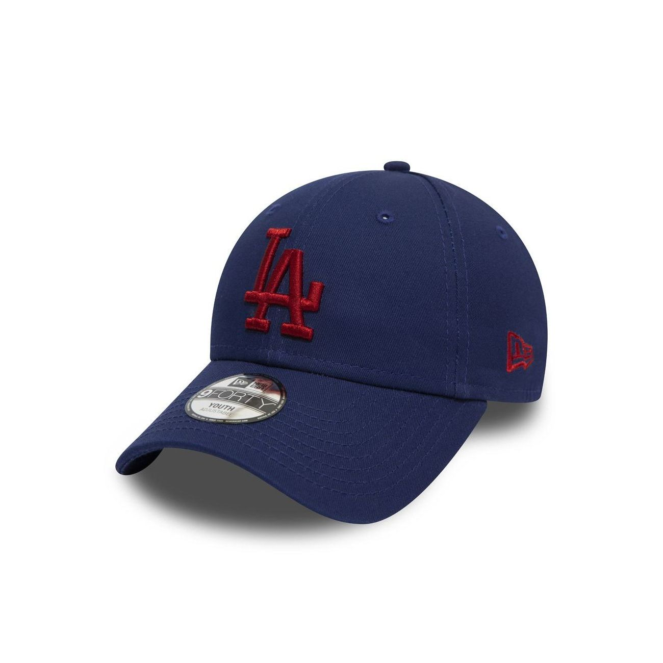 Mode- Lifestyle adulte NEW ERA Casquette incurvée Los Angeles Dodgers 9FORTY