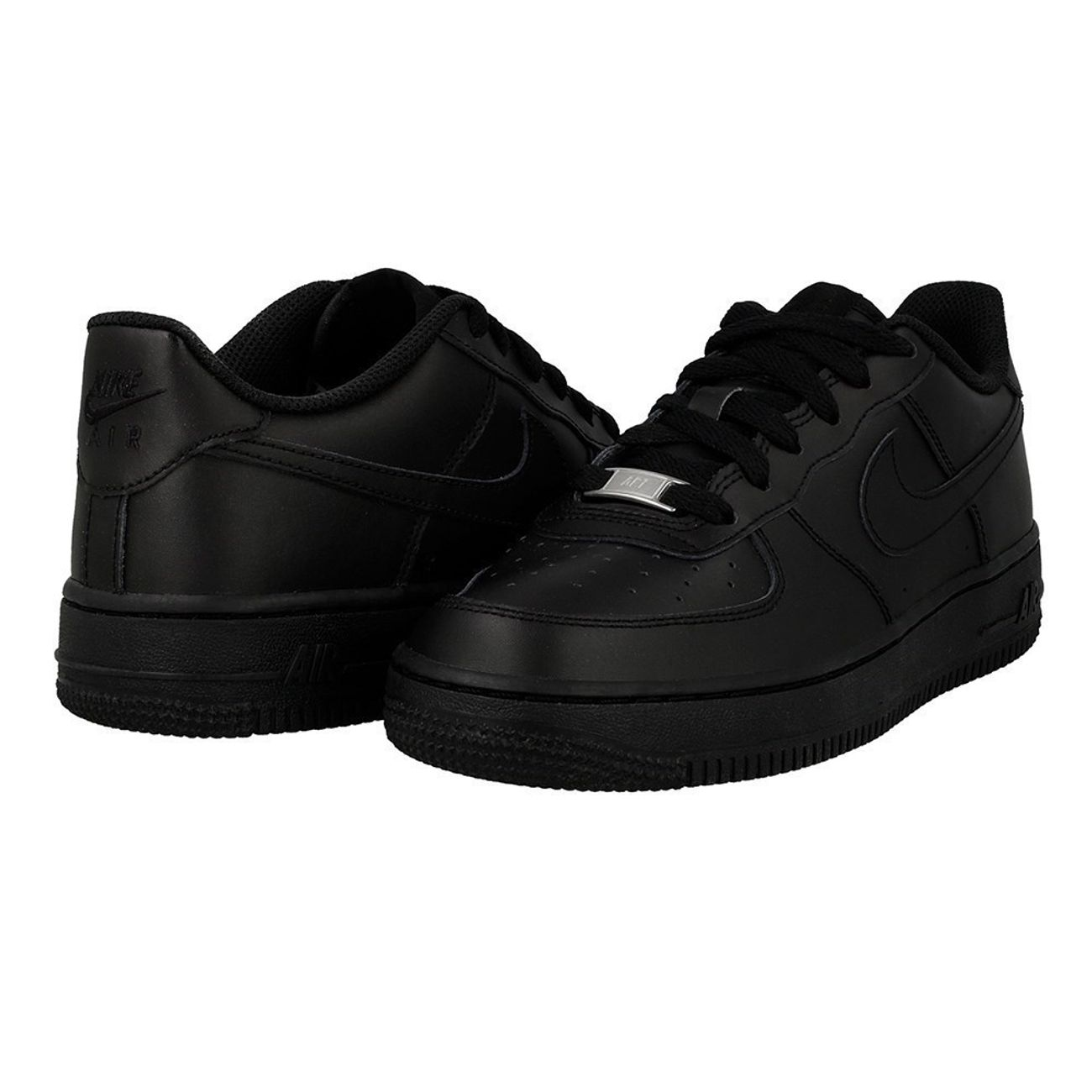 Mode Lifestyle femme NIKE Chaussures Air Force 1 Low Black h16