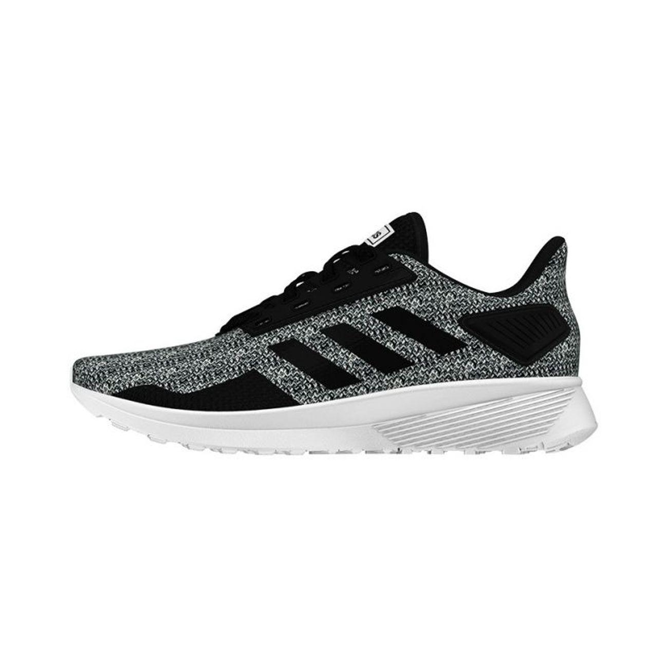 Adulte Adidas 9 Bb6917 Blanc Running Negro Duramo bfvy7Yg6
