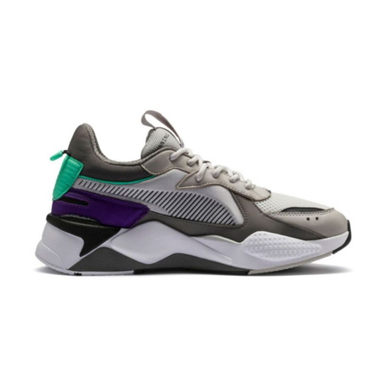 Padel Tracks Clair 01 Gris Puma x Adulte 369332 Rs OknwX0P8