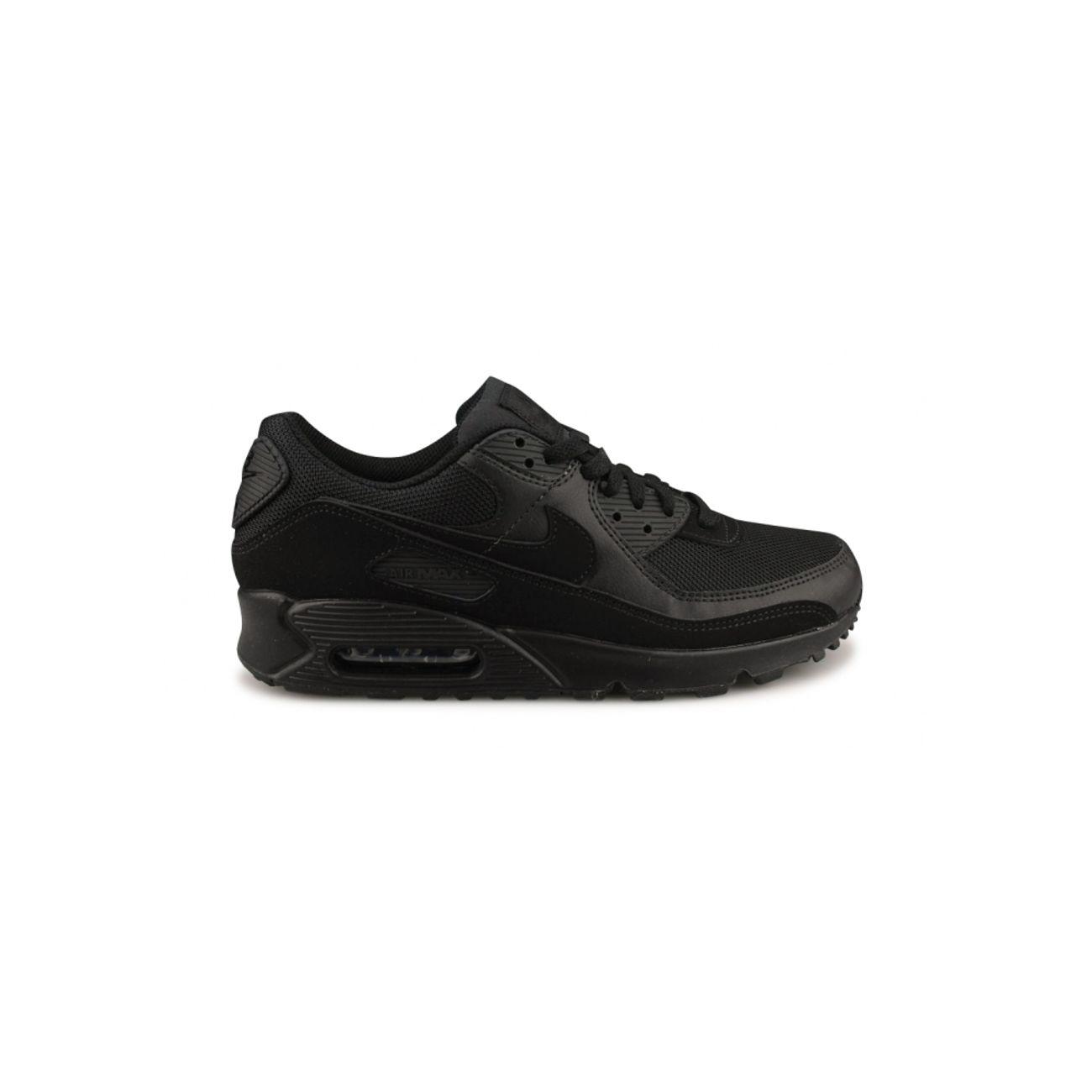 Mode- Lifestyle homme NIKE Basket Nike Air Max 90 Noir Cn8490-003