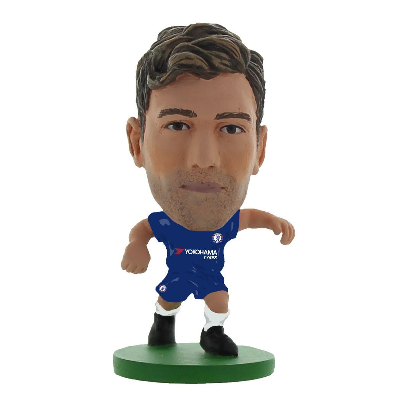 Football  SOCCER STARZ Soccerstarz Chelsea Marcos Alonso