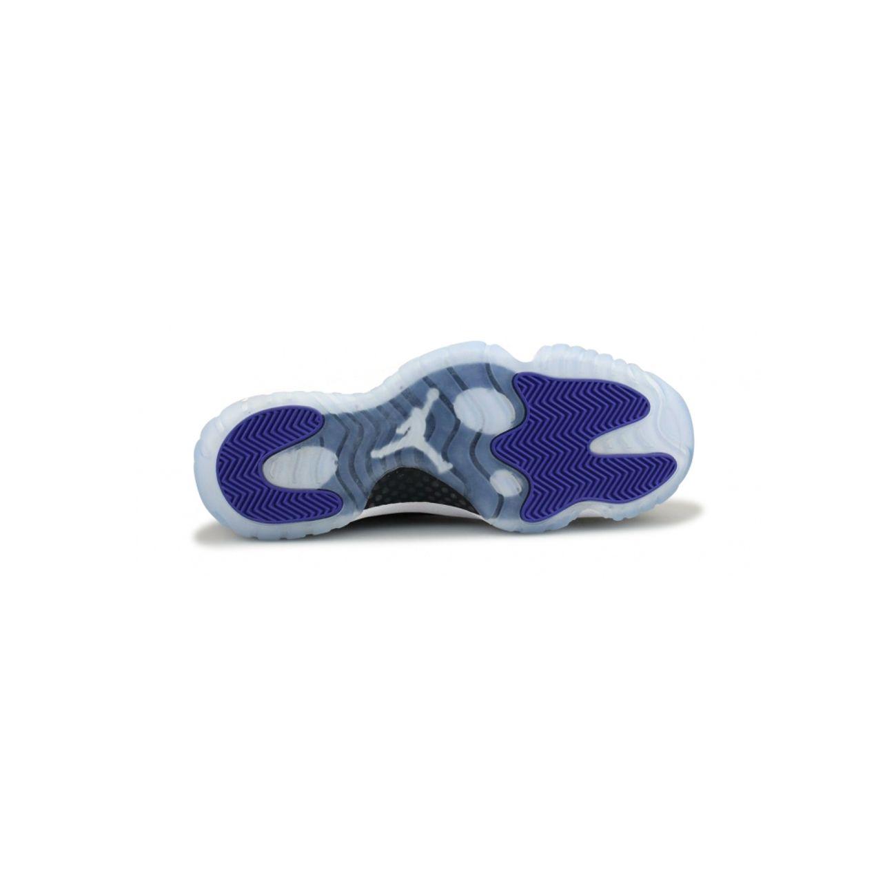 Blanc Jordan ModeLifestyle Air Xi Homme 378037 Concord Retro Nike Basket 100 6YbvfgyI7m