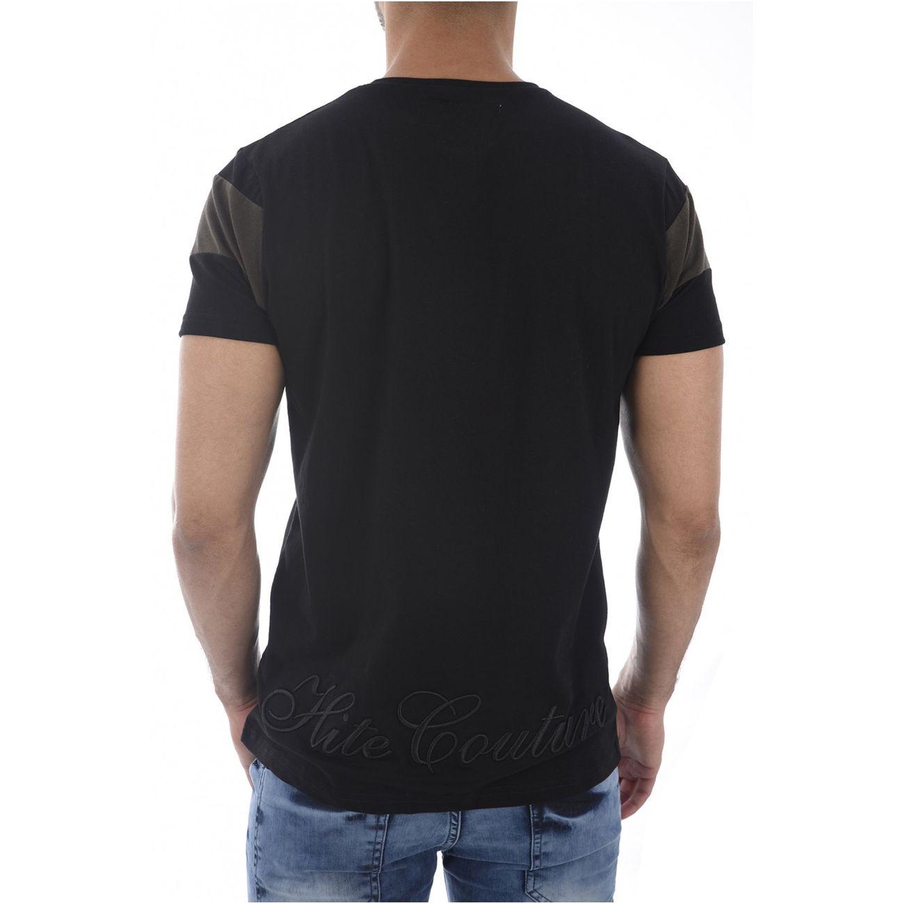 Couture ModeLifestyle Black Hite Tee Homme Mixer kaki Mc w8OPkXnN0