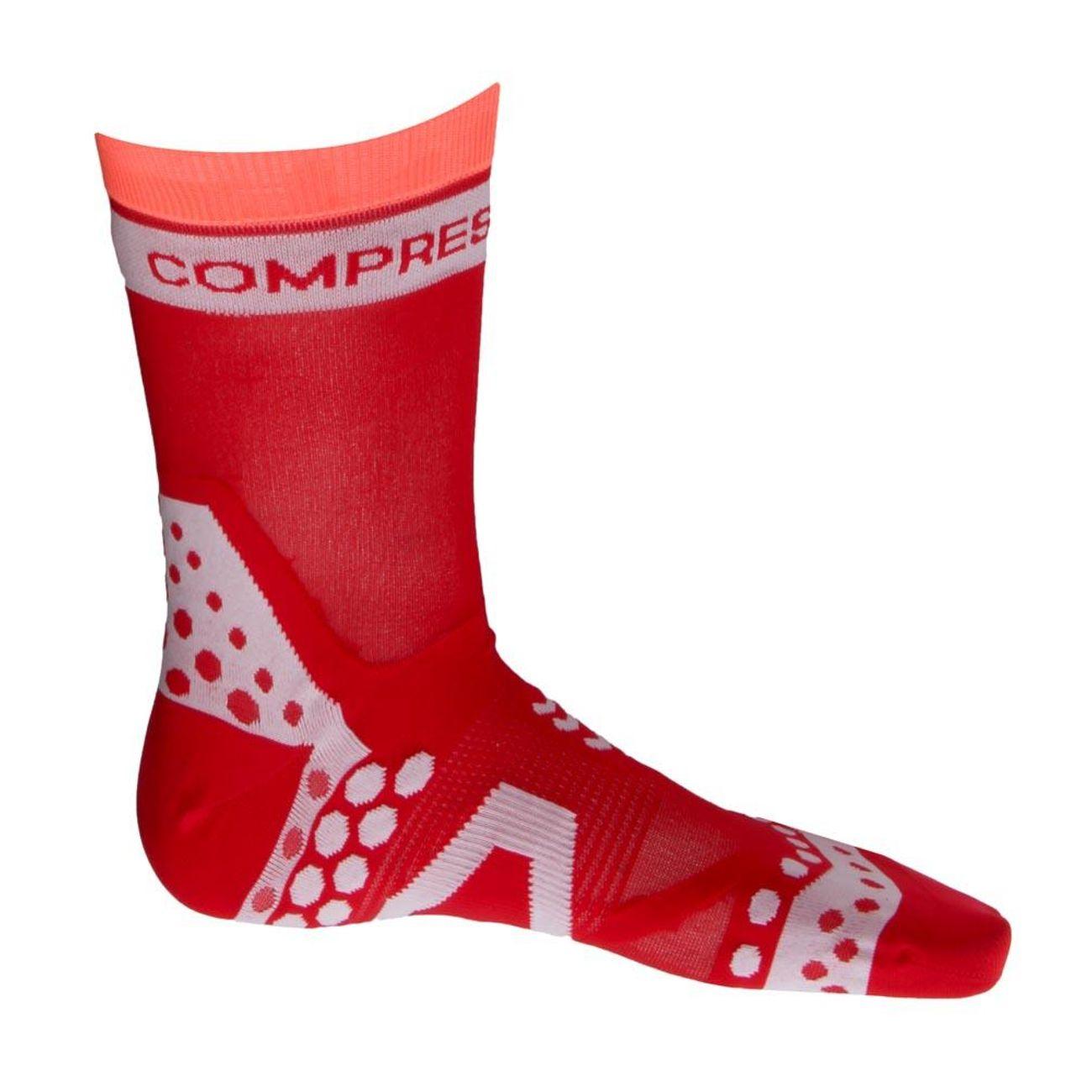 Ultralight Compressport Racing Socks Running Homme Bike 9W2DIEHY