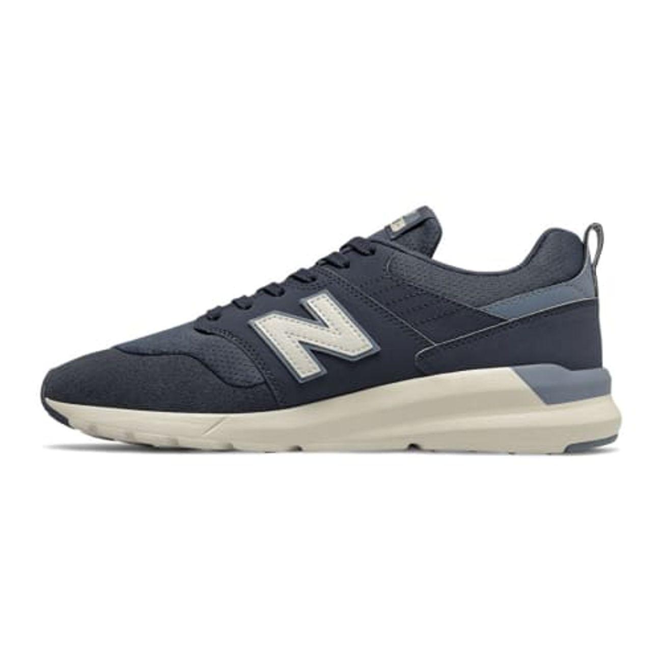 Chaussures New Balance 009 bleu – achat pas cher - GO Sport