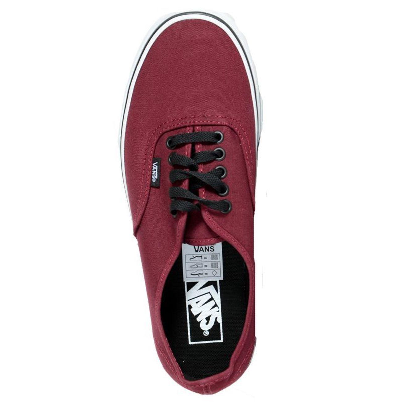 Mode- Lifestyle homme VANS Chaussures Ua Authentic Port Royale/Black e17