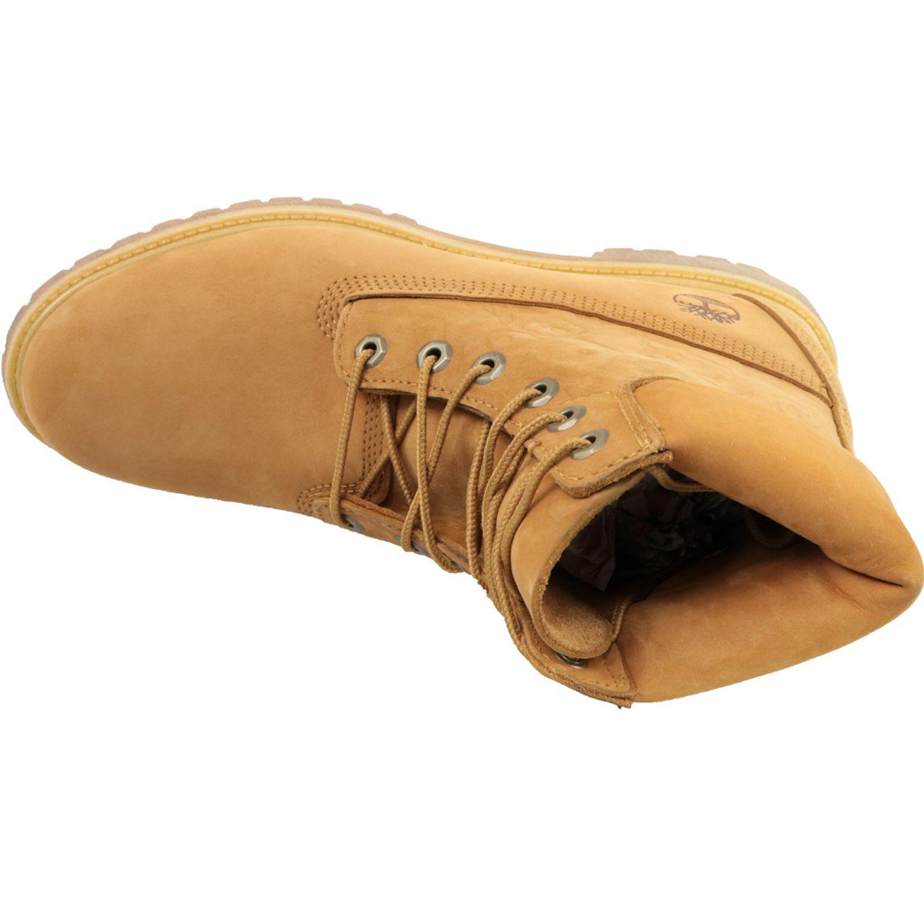 Sports d'hiver femme TIMBERLAND Timberland 6 In Premium Boot W A1K3N Femme chaussures de randonnee Marron