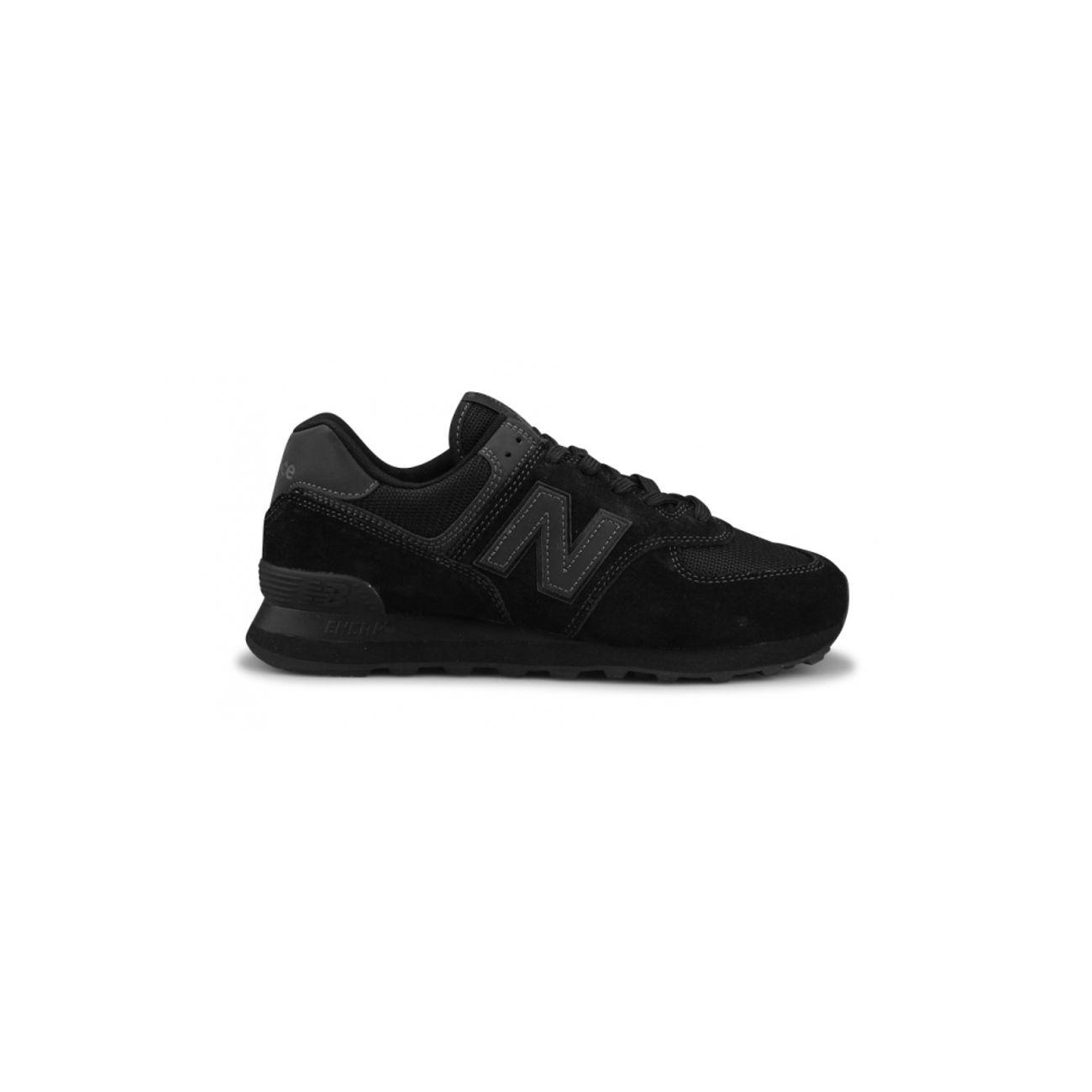 Outdoor homme NEW BALANCE Basket New Balance Ml574 Ete Noir